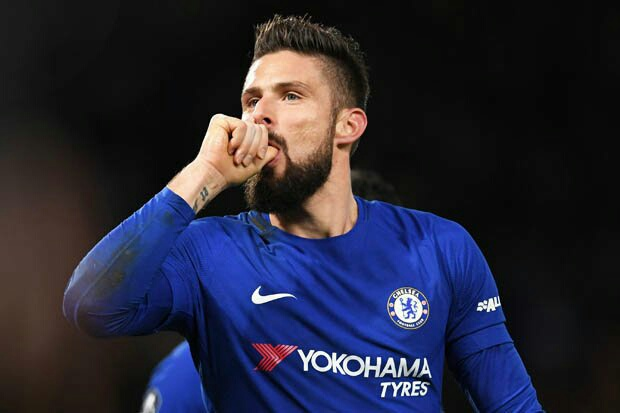 Giroud explains the difference between Wenger and 'special' Conte