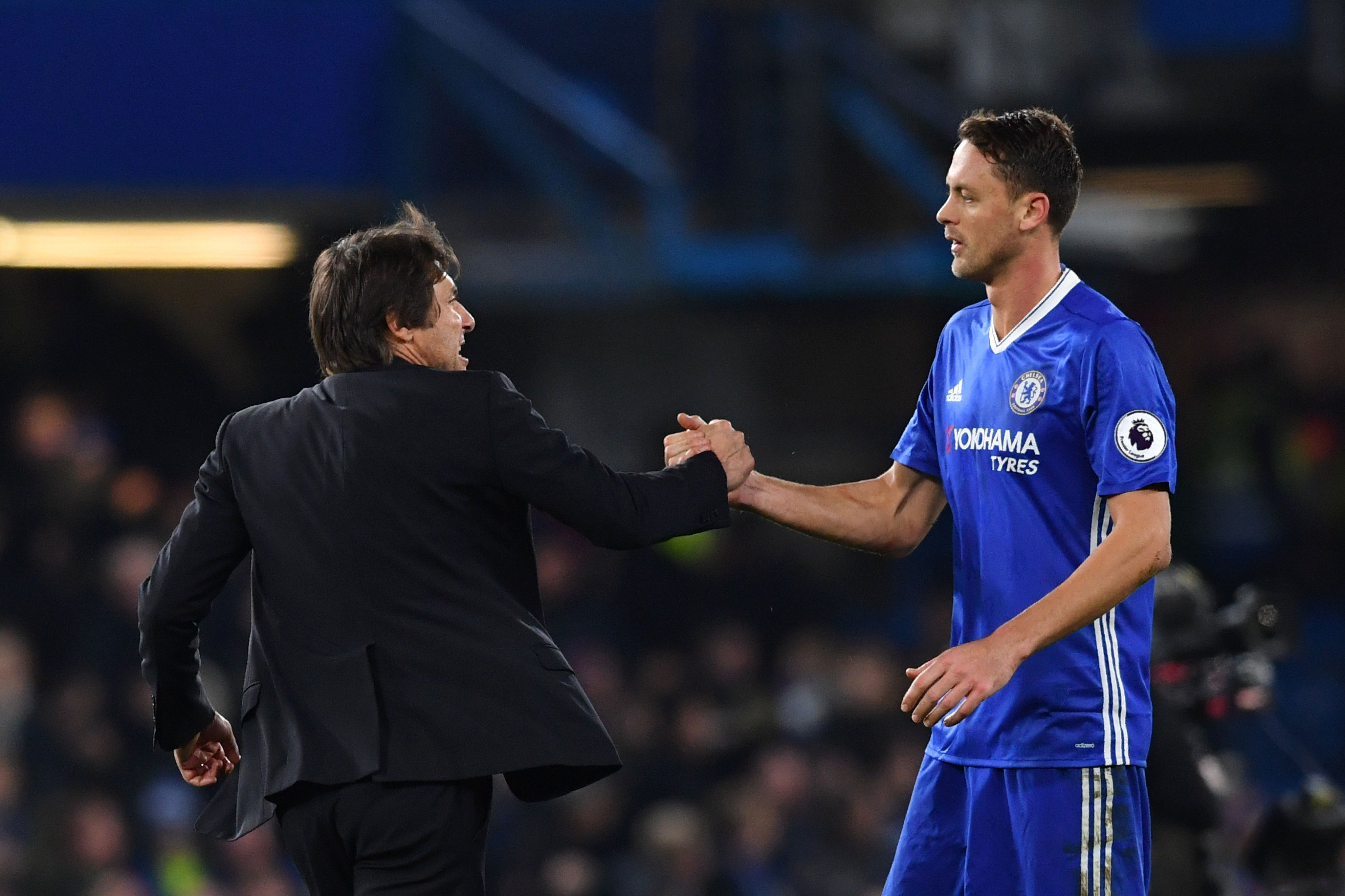 Conte regrets selling Matic to Man United