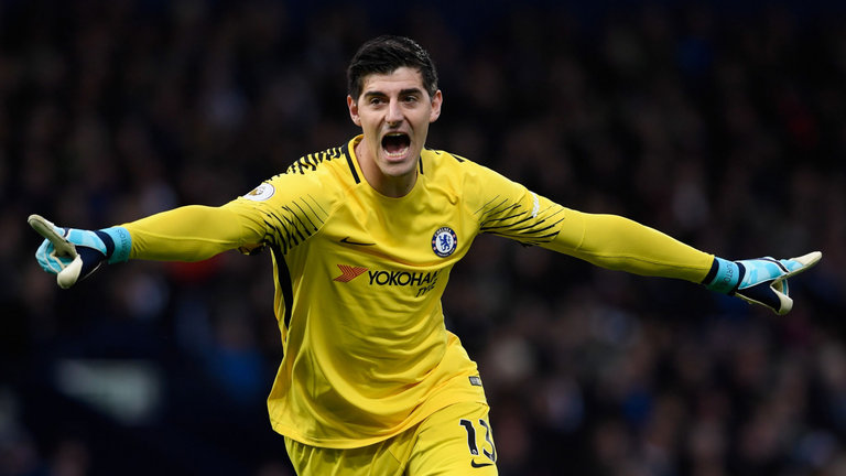 Courtois drops major hint over Real Madrid transfer