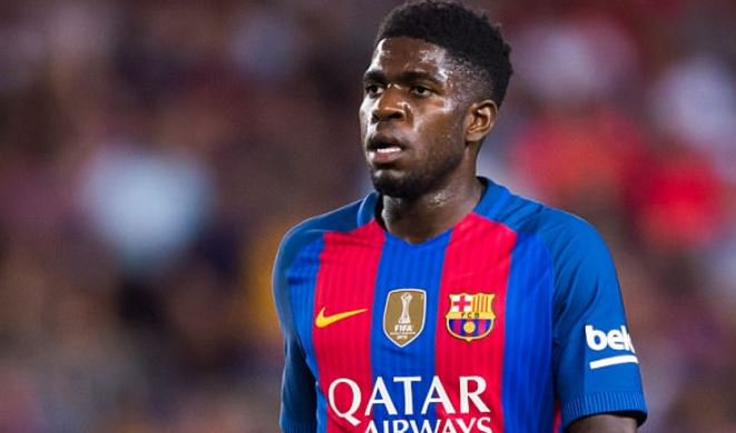 Man United on red alert as Barcelona forced to delay new Umtiti deal
