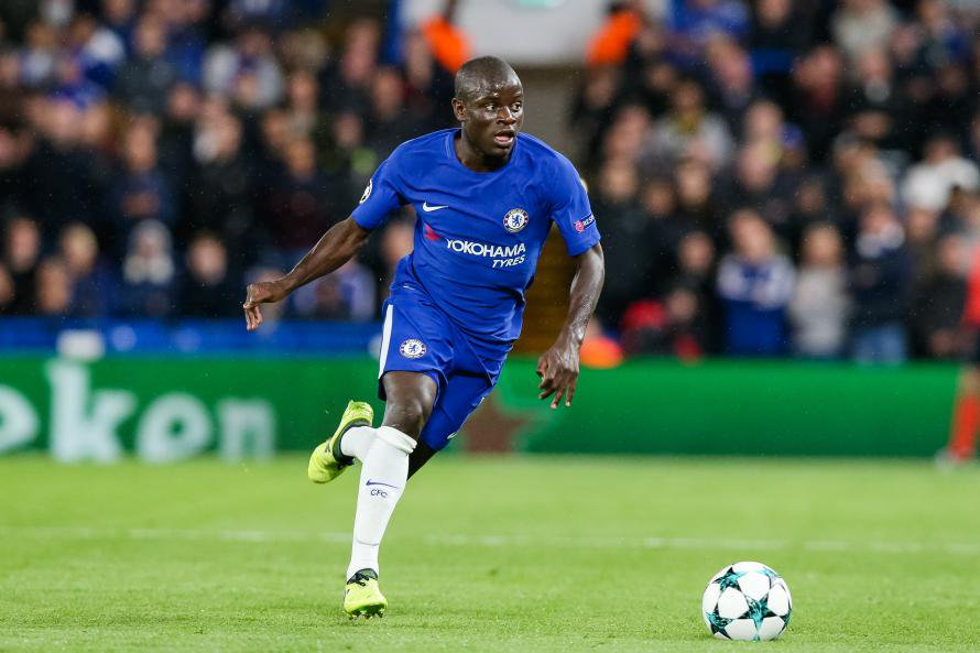 N'Golo Kante fainted in front of shocked Blues teammates