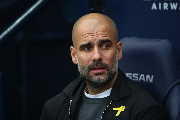 Pep Guardiola accepts FA charge
