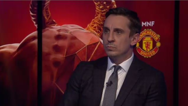 Gary Neville responds to Conte's 'stupid' comments