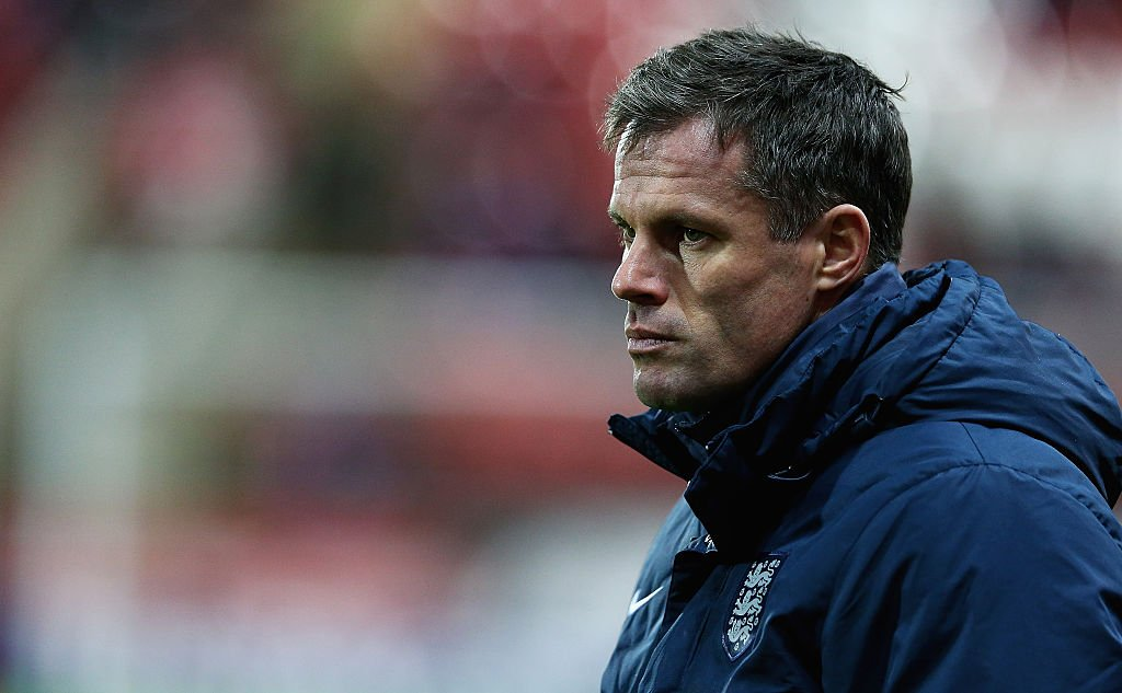 Carragher apologises for spitting at 14-year-old girl after Liverpool loss to United