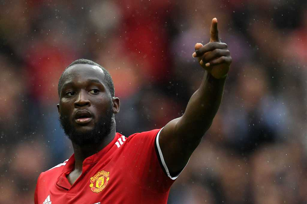 Some United players were hiding, says Lukaku