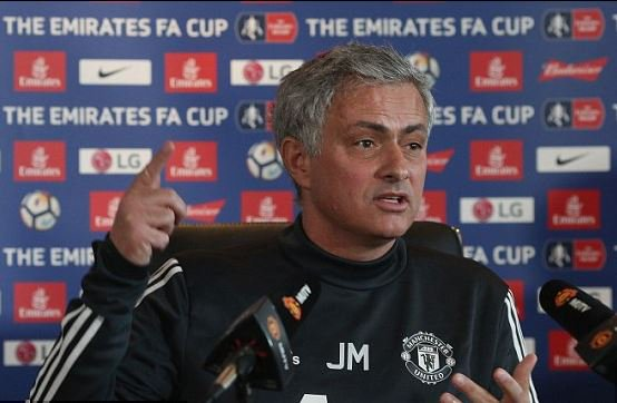 Mourinho accuses United players of disobeying orders