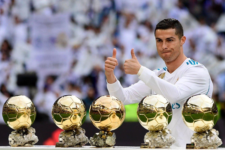 Ronaldo: Nobody will compare to me