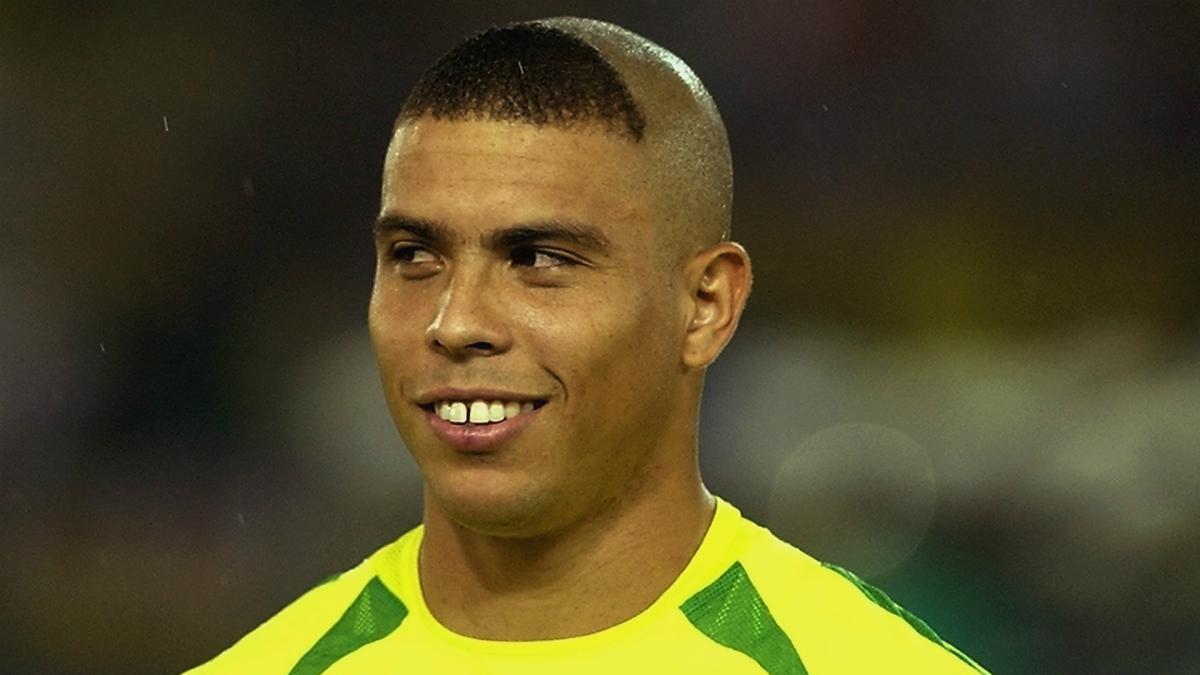 Ronaldo reveals the reason behind his bizarre haircut at the 2002 World Cup