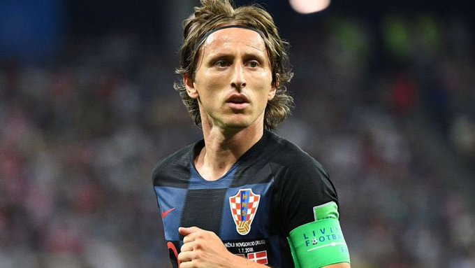 Inter Milan make contact with Luka Modric's agents over a transfer