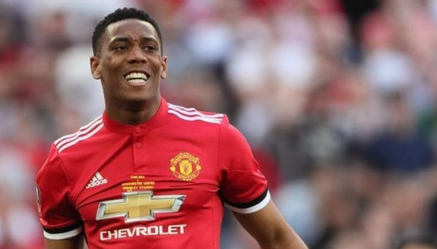 Martial breaks silence after bust-up with Mourinho