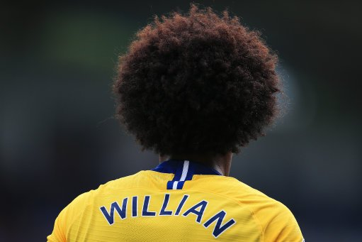 Willian: No chance I would have stayed at Chelsea under Conte