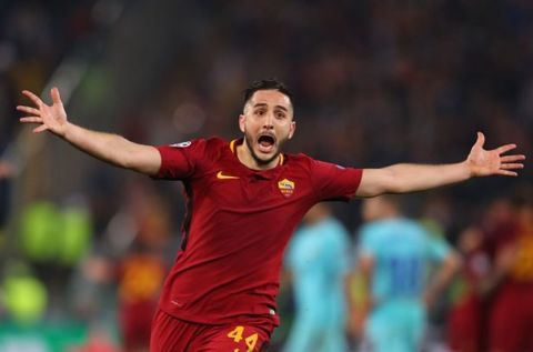 Manchester United to Match Kostas Manolas' Release Clause