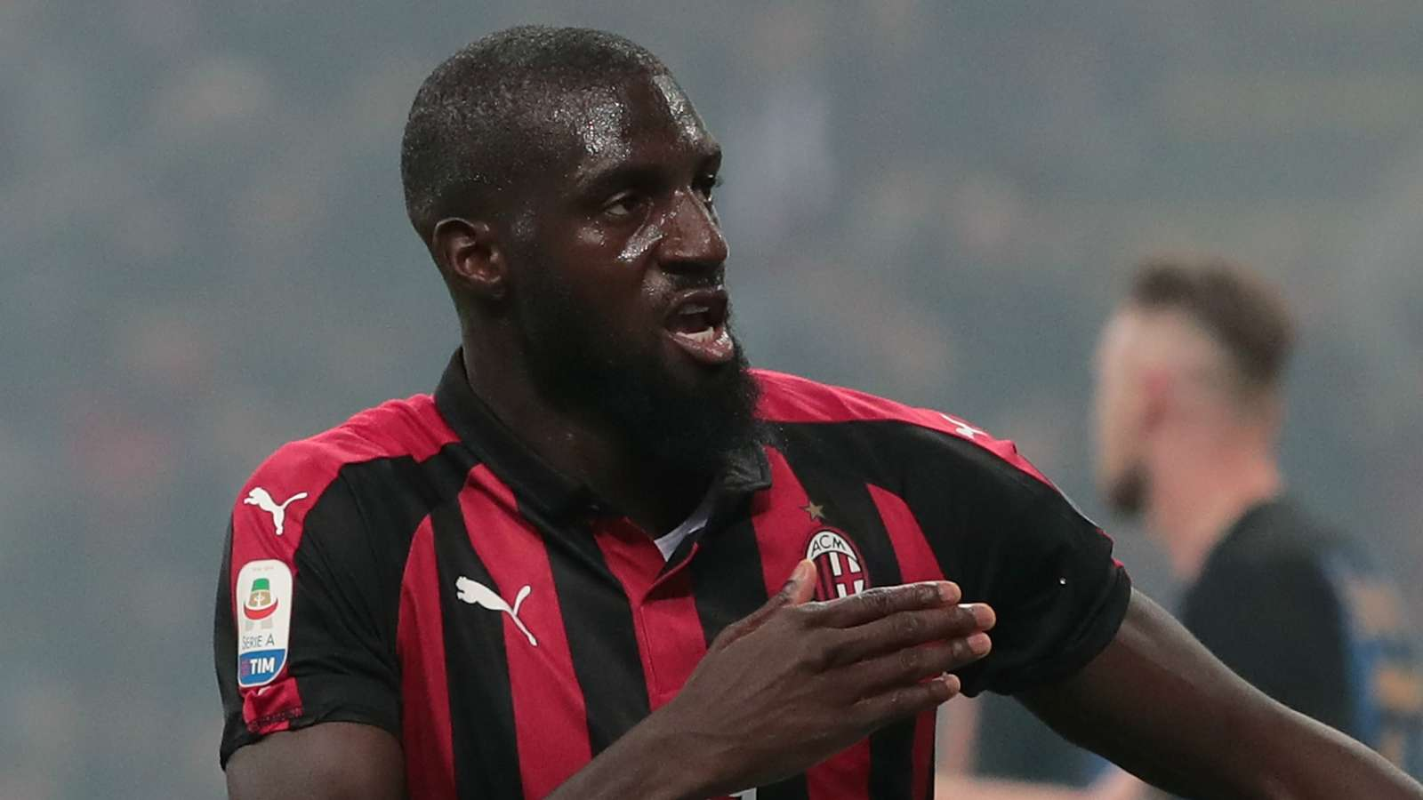 Bakayoko tells Gattuso to f*ck off after refusing to come off the bench