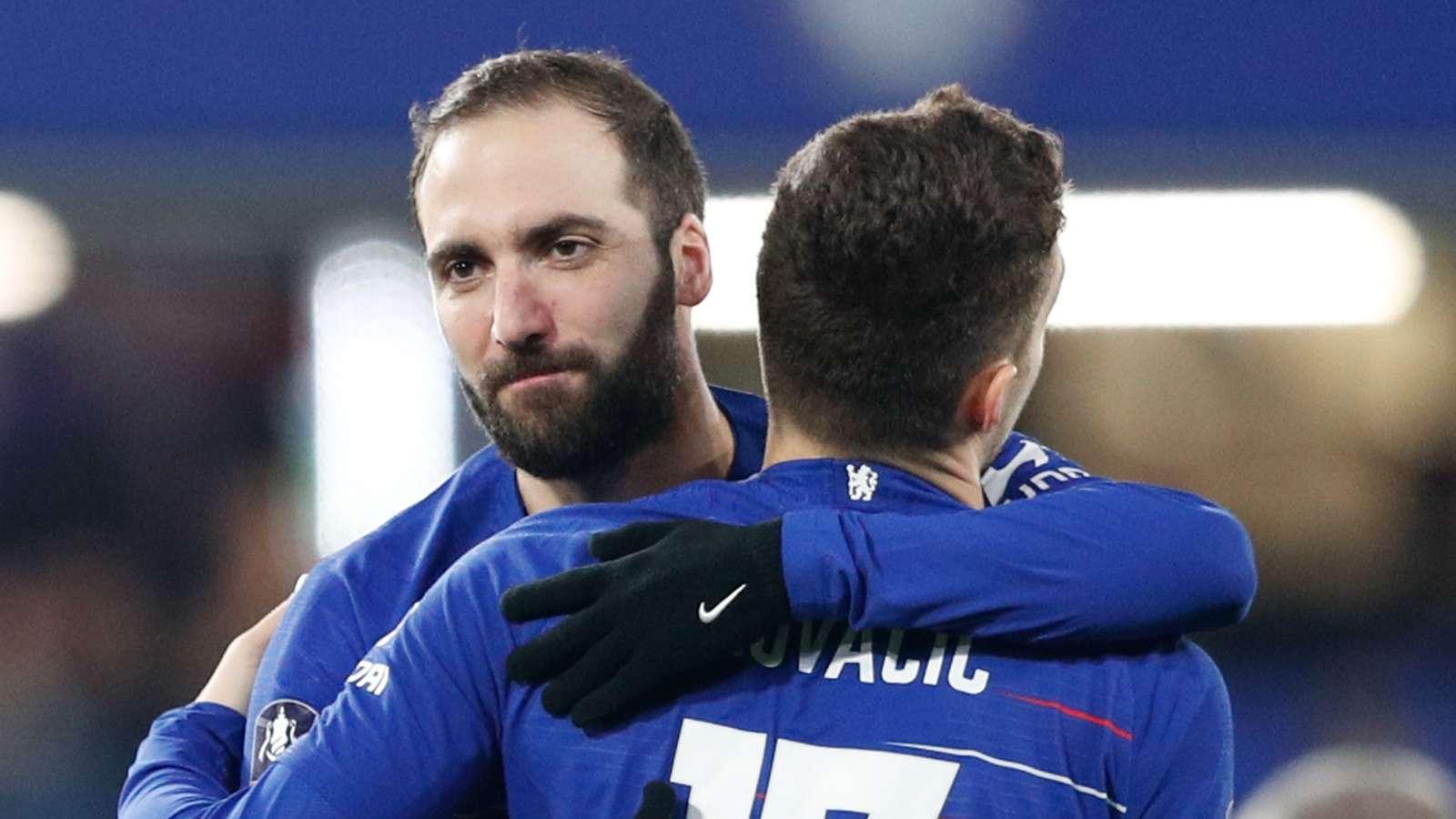 Chelsea can sign Kovacic & Higuain for next season despite transfer ban