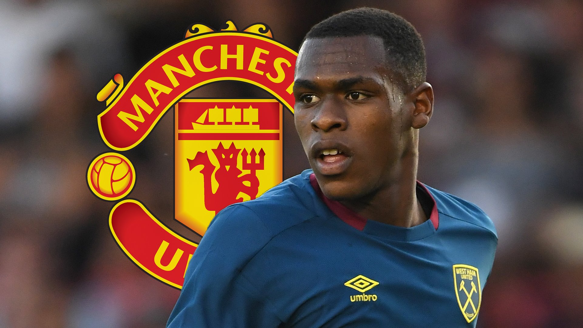 Manchester United offer West Ham £45m plus player for Issa Diop