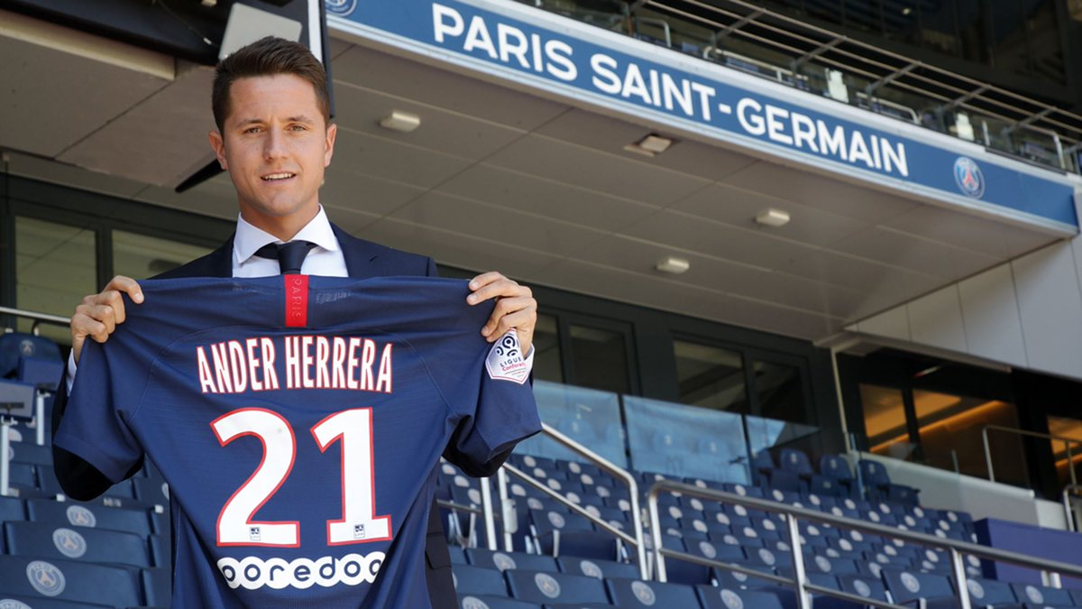 REVEALED: Ander Herrera's £350,000 wage demands led to United exit