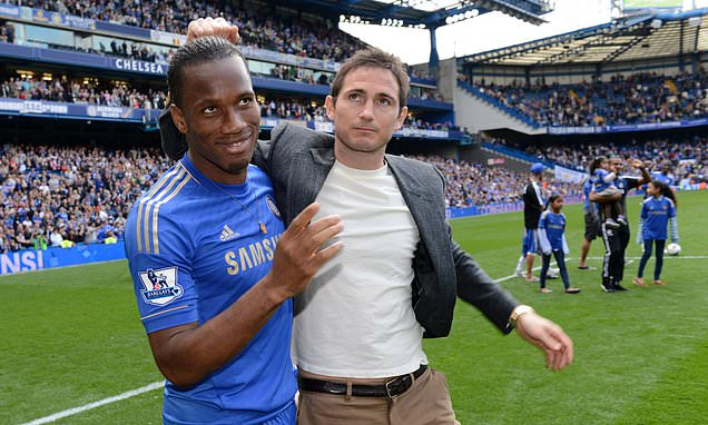 Lampard explains the decision to bring Drogba & Makelele back to Chelsea