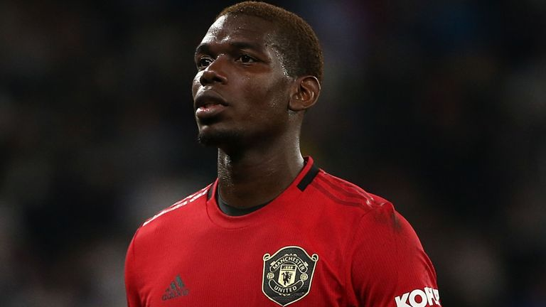 Sarri gives update on Pogba's transfer move to Juventus