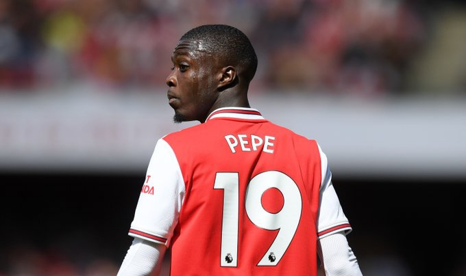 Emery confirms Nicolas Pepe could start against Liverpool