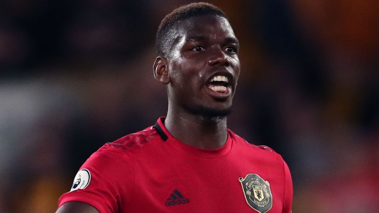 Man United to meet Twitter over Paul Pogba abuse row