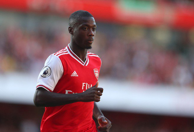 The story of Nicolas Pepe's journey from a goalkeeper to Arsenal's record signing