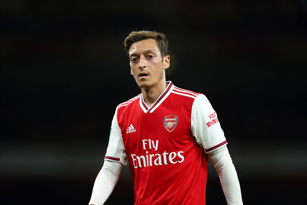 Mesut Ozil on verge of Arsenal exit after huge offer from MLS