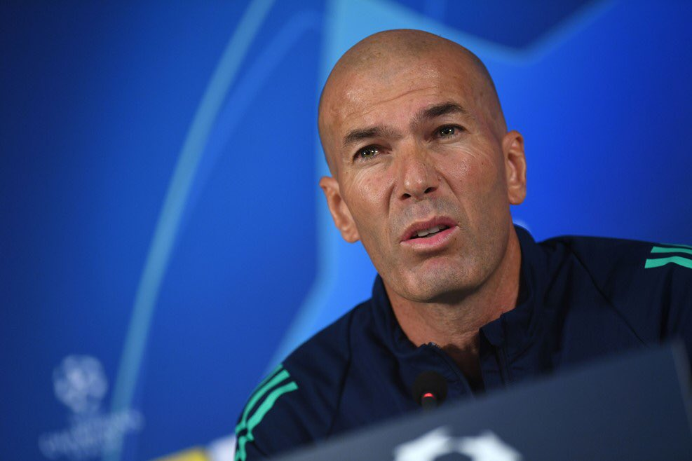 Jose Mourinho speculation bothers me – Zidane