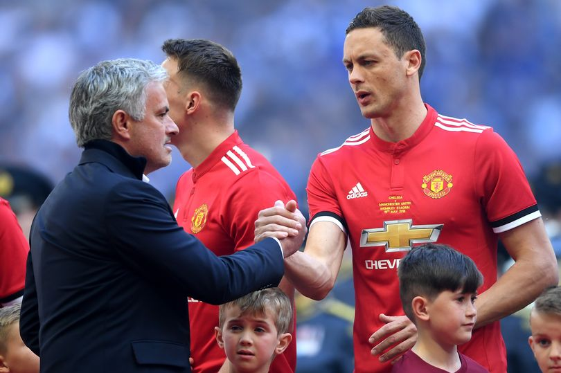 Matic speaks out on leaving Man Utd for Mourinho reunion at Tottenham