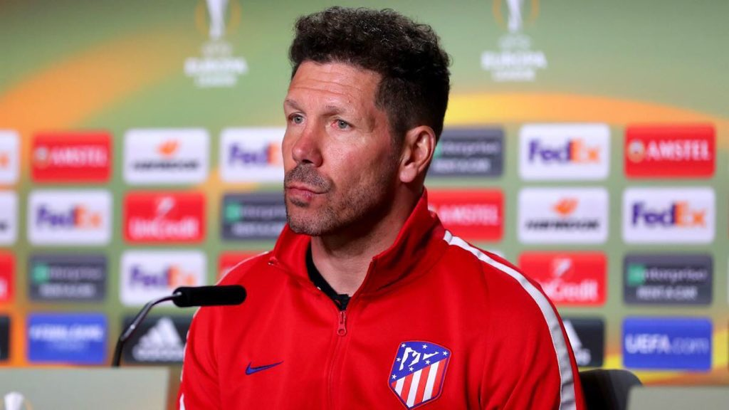 Diego Simeone responds to talk of Atletico Madrid exit amid Arsenal links