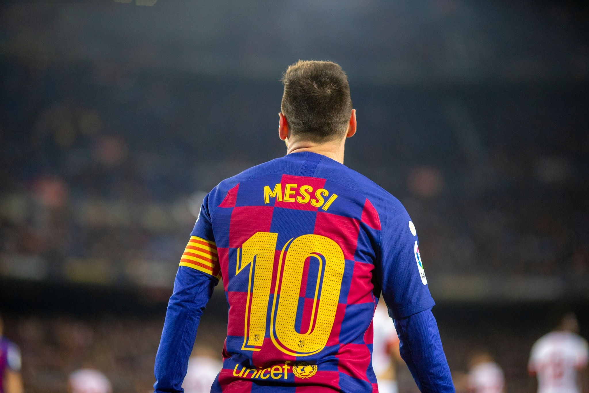 Lionel Messi to miss Barca clash with Inter Milan as Clasico looms