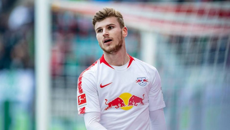 Chelsea make enquiries over Timo Werner transfer in January