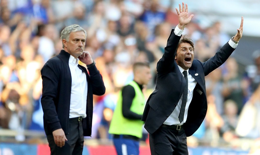 Mourinho slams Antonio Conte over Inter Milan's Eriksen pursuit