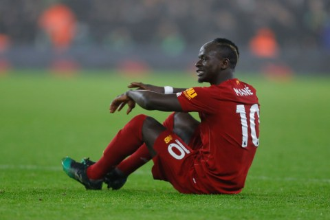 Klopp gives update on Sadio Mane injury after Liverpool beat Wolves