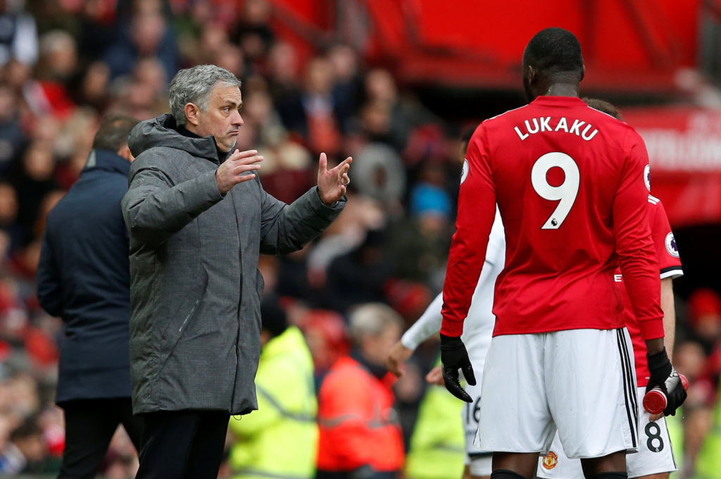 Romelu Lukaku: Mourinho didn't have the players he wanted at United