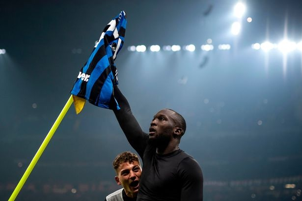 Lukaku takes aim at Ibrahimovic after Inter Milan's derby win
