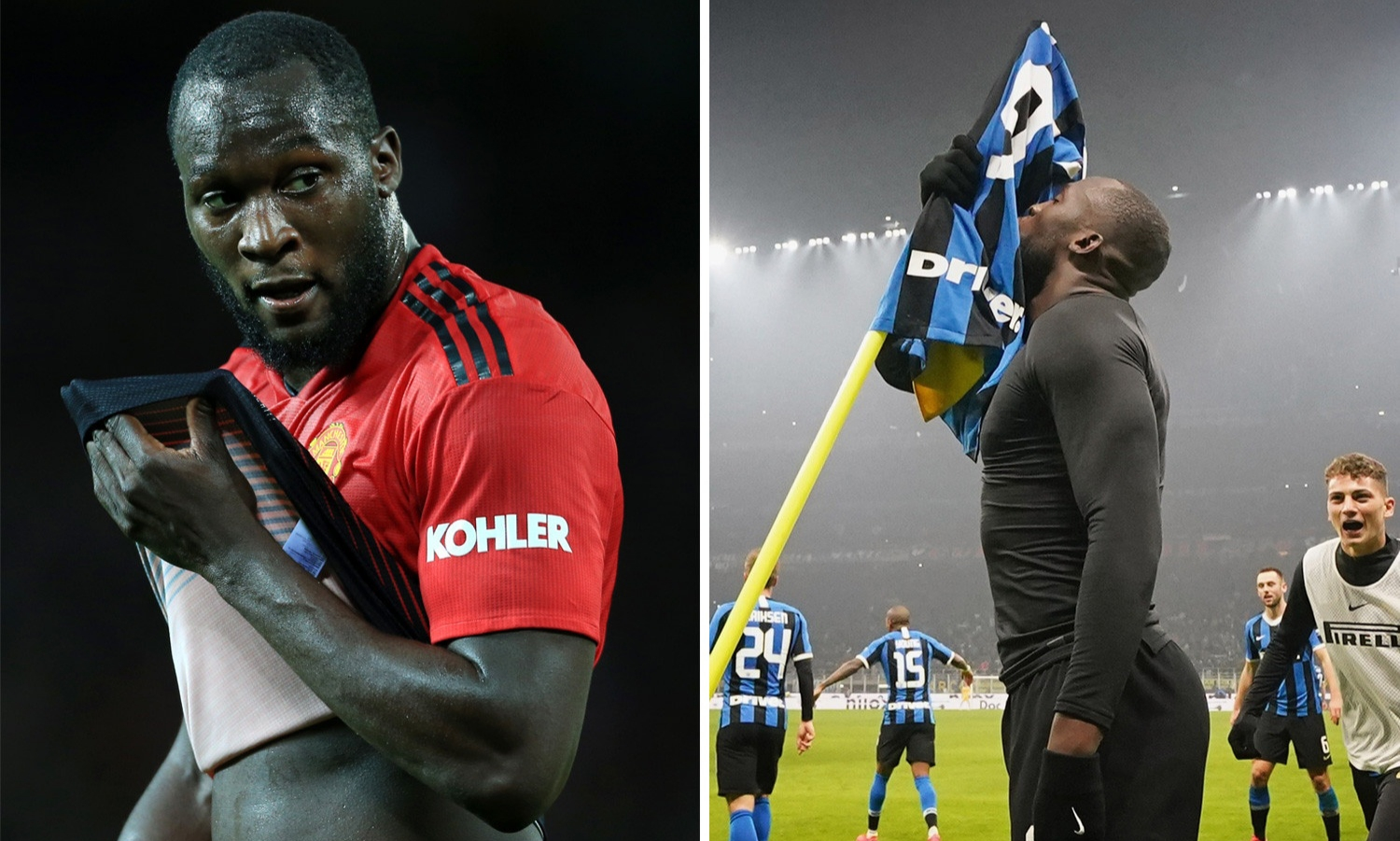 Inter helped Lukaku lose half a stone in 12 days after Man Utd missed problem