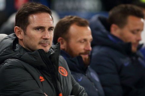 Lampard singles out one Chelsea star after Bayern Munich hammering