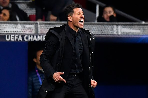 Simeone reveals why Atletico Madrid beat Liverpool before even getting to stadium