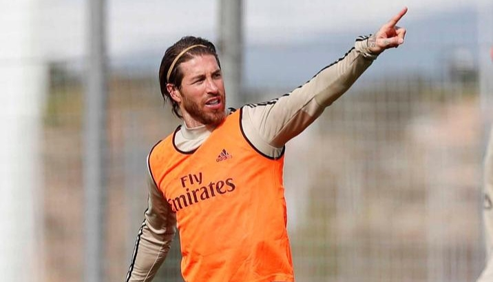 Sergio Ramos blames teammates for Madrid's defeat against Real Betis