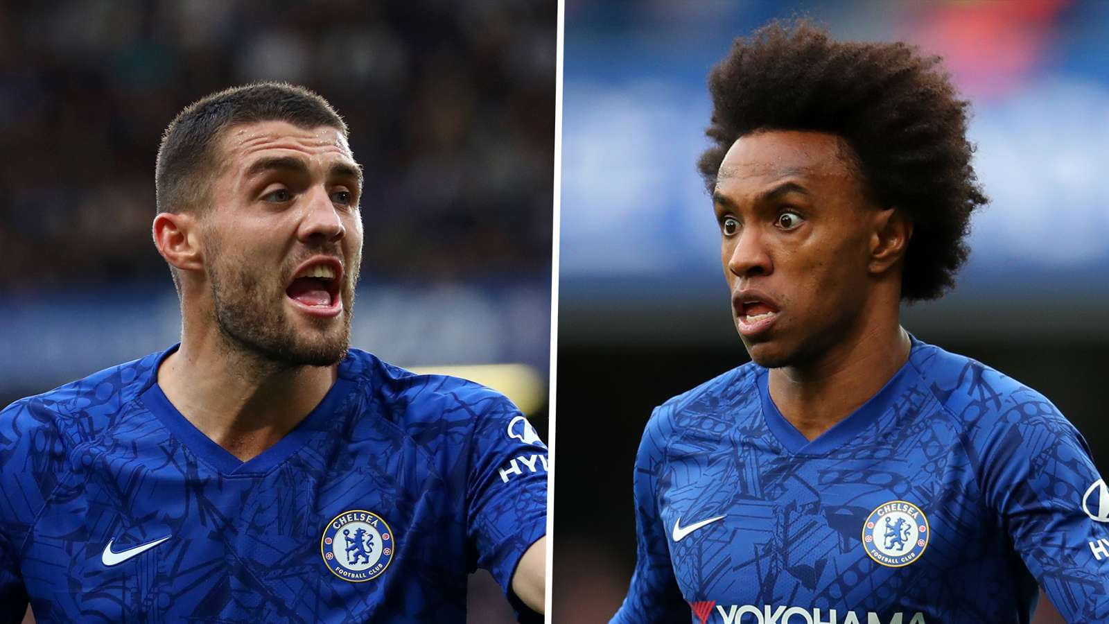 Frank Lampard offers Willian and Kovacic injury updates