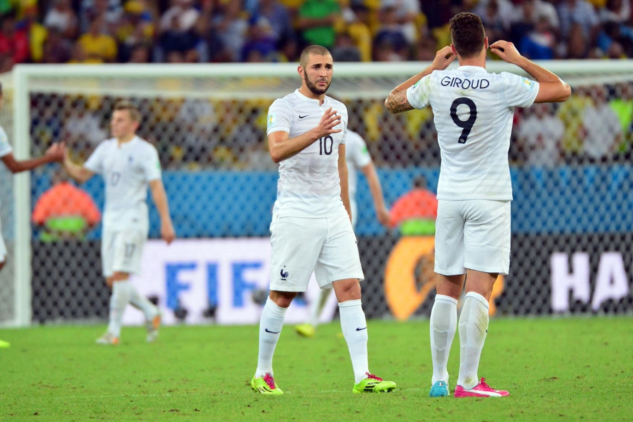 'You don't compare Formula 1 with karting' – Benzema takes huge swipe at Giroud