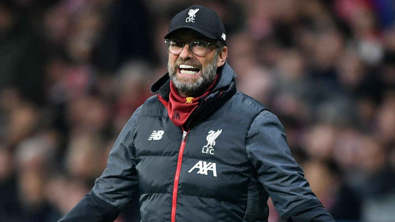 Jurgen Klopp promote eight Liverpool youngsters to first team amid injury crisis