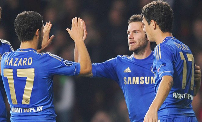 Juan Mata names Chelsea legend Eden Hazard as Premier League's greatest ever player
