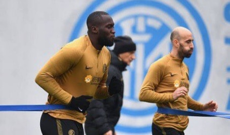 Inter Milan discipline Lukaku over 'misleading' coronavirus claims