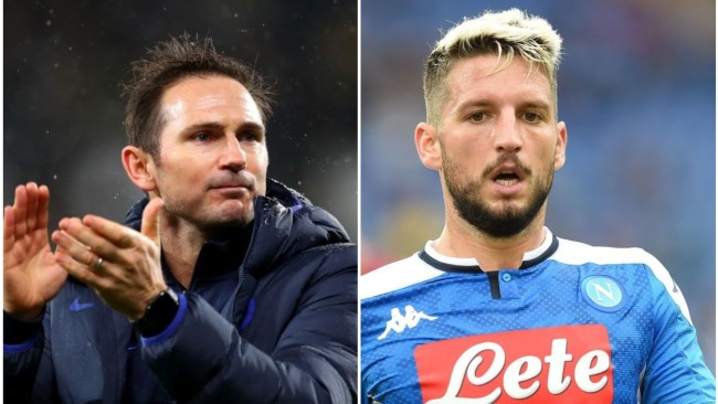 Lampard and Mertens