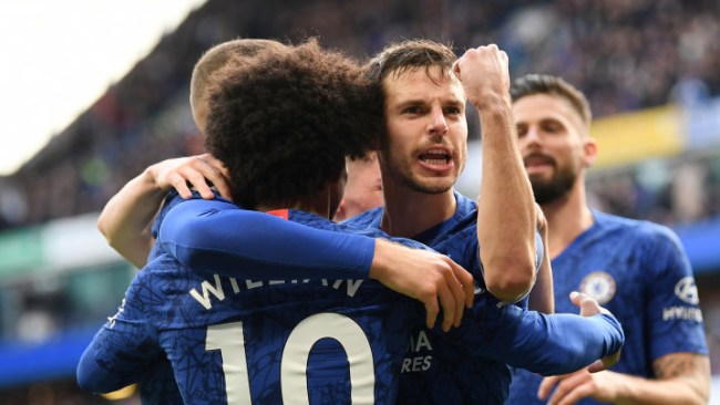 Chelsea players agree pay-cut