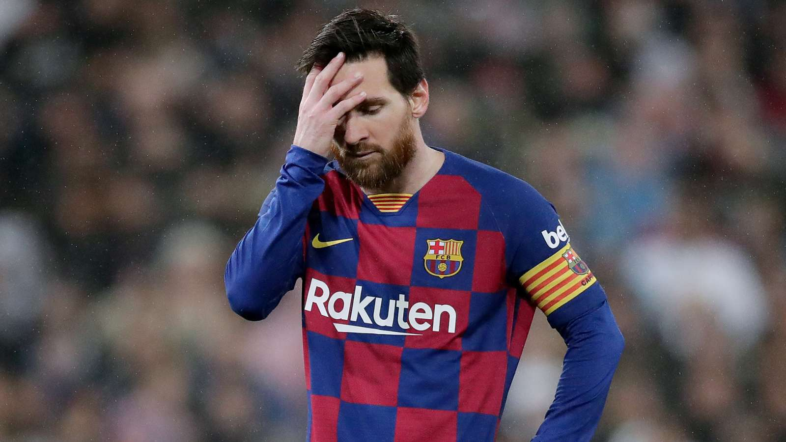 Lionel Messi explodes at Barcelona situation: 'I'm tired of always being the problem'