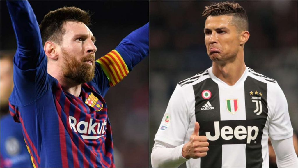 Rooney weighs in on Messi and Ronaldo debate