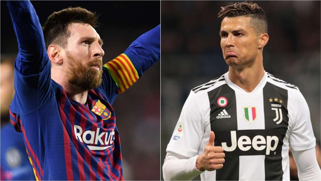 Rooney weighs in on Messi and Ronaldo debate
