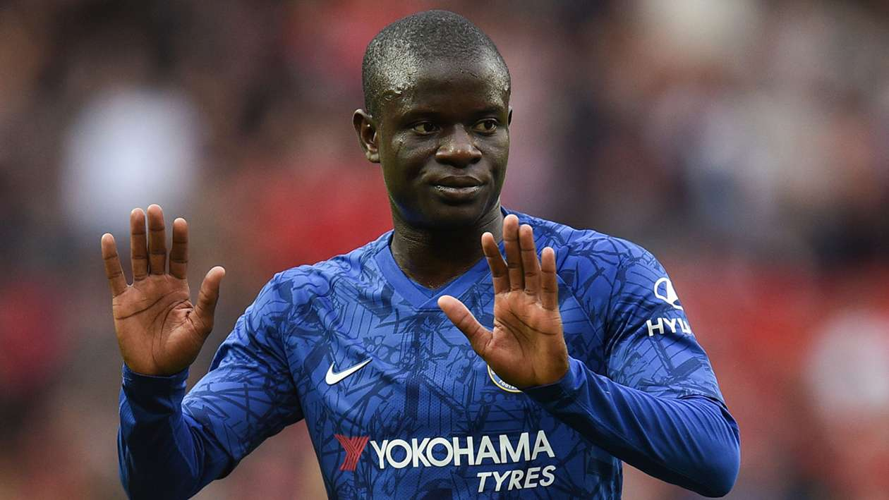 N'Golo Kante predicts the result for Liverpool vs Chelsea
